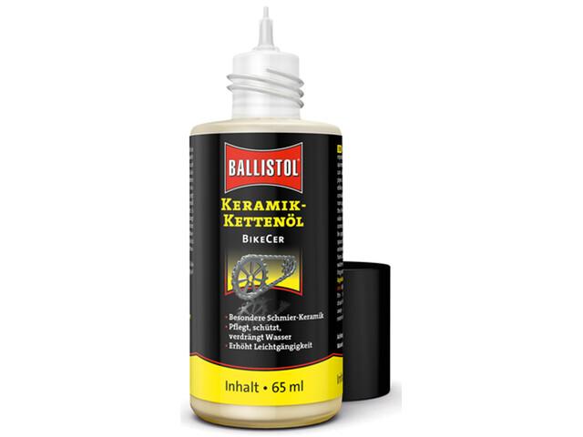 Ballistol BikeCer Ceramic Chain Oil Bottle 65ml